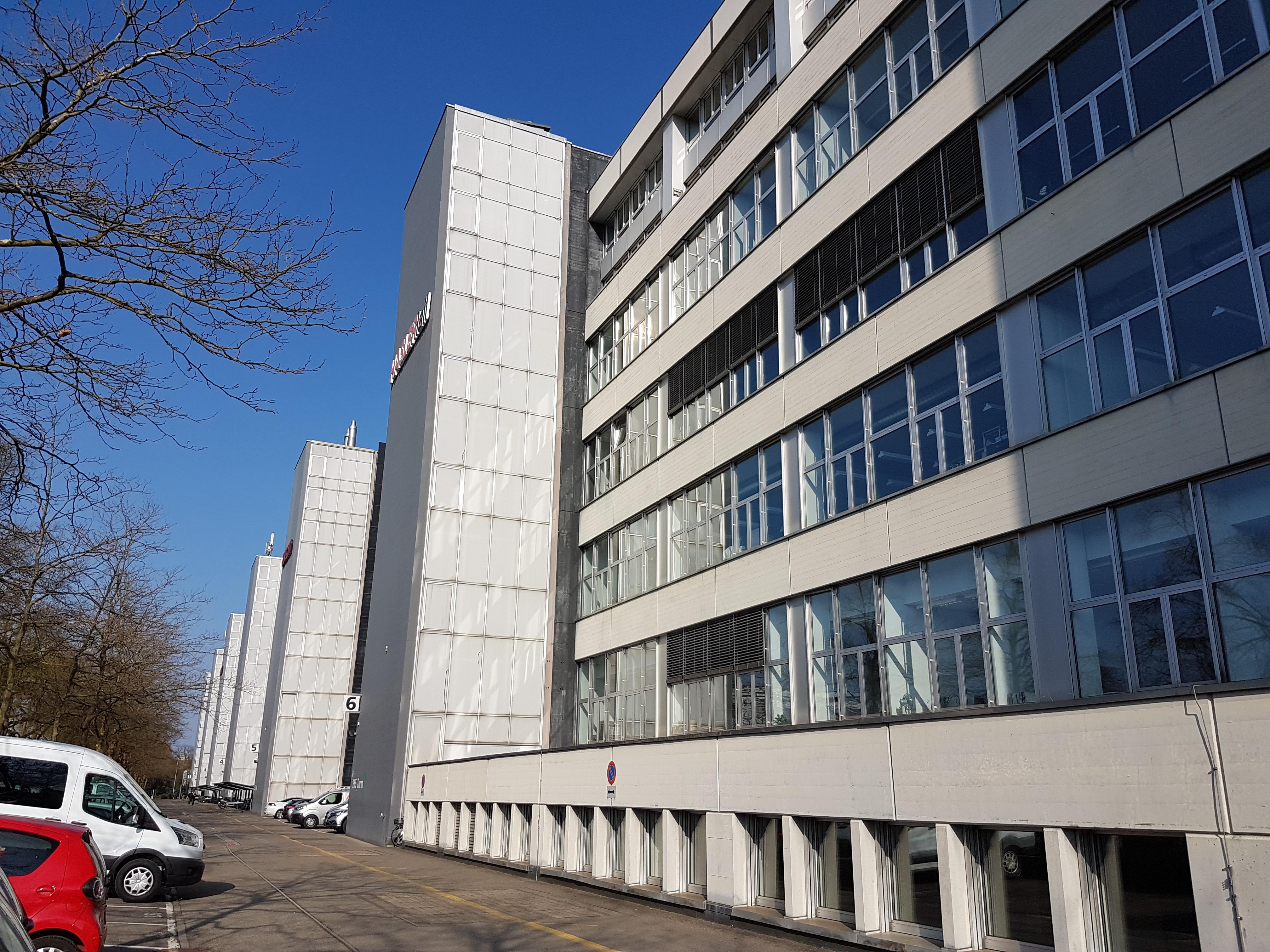 Standort der Stiftung in Bern